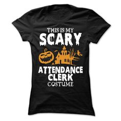 this my SCARY Attendance Clerk