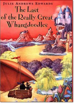 The Last of the Really Great Whangdoodles - One of my favorite read alouds! You can find this book and other terrific books to read aloud on this page. ~ Laura Candler