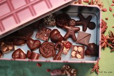 Recipe: Raw Chocolates
