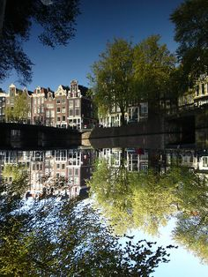 Reflections Of Amsterdam - City LungsBy AmsterSam - The Wicked Reflectah☆1528 Sugiere una traducción mejor