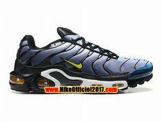 Chaussures Nike Air Max Tn Noir/ Jaune/ Rouge/ Vertical