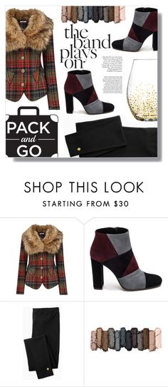 """""""Be unique"""" by fashion-pol ❤ liked on Polyvore featuring Joe Browns, Roberto Festa and Kate Spade"""