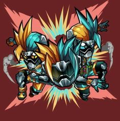 Kamen Rider Ex-Aid Mighty Brothers Kamen Rider Ex Aid, Kamen Rider Series, Boboiboy Galaxy, Bowser, Chibi, Geek Stuff, Hero, Artist, Anime