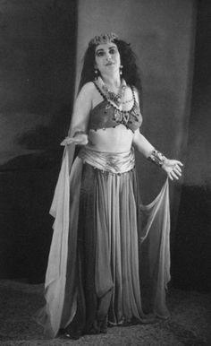 Maria Callas - Kundry - Parsifal 1949