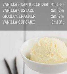 Premium E-liquids straight from the manufacturer Vanilla Custard, Vanilla Cream, Diy Vape Juice, E Juice Recipe, Clone Recipe, E Liquid Flavors, Ice Cream Floats, Cream Scones, Light Cakes