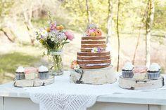 the Cake...yummy