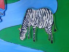 Dyr zebra