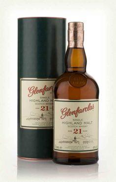 Glenfarclas 21 Year Old XM
