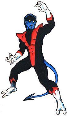 Nightcrawler - Marvel Comics