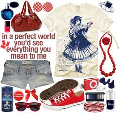 """PERFECTworld"" by blacktieaffair on Polyvore"