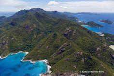 Seychelles hills