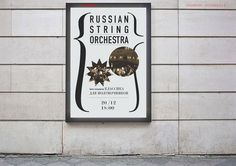 Russian String Orchestra on Behance