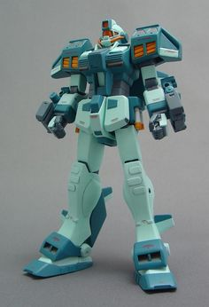 RAG-79 Aqua GM (Versione OVA Unicorn) - Federazione Terrestre (Manga: Mobile Suit Gundam Unicorn: The Noble Shroud. MSV: Harmony of Gundam. OVA: Mobile Suit Gundam Unicorn. Videogioco: Mobile Suit Gundam Side Story: Missing Link.)