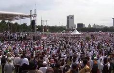 200,000 Muslims in Indonesia Demand Christian Governor Resign and Be Jailed (Video)  Jim Hoft Dec 15th, 2016
