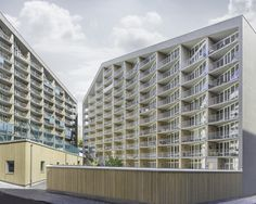 joliark's västermalms atrium development finished in stockholm