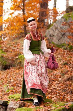Скандинавский костюм объективом Лайлы Дуран... 2 - «Впечатления дороже знаний...»