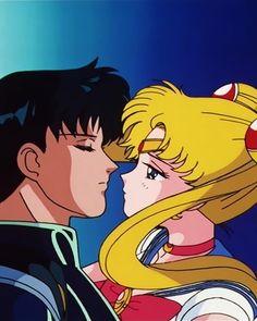 Sailor Moon & Edymion