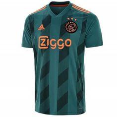 Go-Fall 2019 Soccer Jersey Mens T-Shirts Nederland Ajax 2019 Home Replica