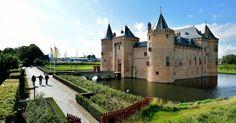 Castelos em Amsterdã #viajar #amsterdam #holanda