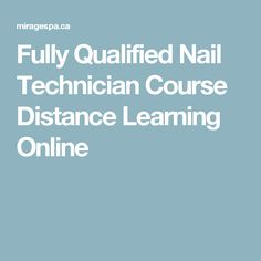 14 Best nail technician courses images | Cute nails, Nail tips, Nail ...