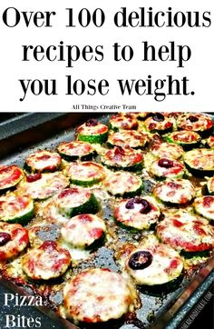 100+ Lose Weight Recipes.