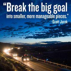 Ultramarathoner Scott Jurek on Social Running, Burritos and Pushing Through the Pain