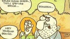 Sokarım... #komik #karikatür #karikatur #enkomikkarikatür #enkomikkarikatur #funny #comics