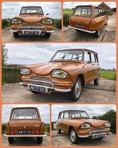 Classic Car News Pics And Videos From Around The World Citroen Ds, Psa Peugeot Citroen, Weird Cars, Crazy Cars, Auto Retro, Bmw Classic Cars, French Classic, Vans, Old Cars