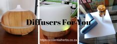 Diffuser joy…Aroma therapy…Anywhere…Anytime…