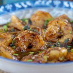 Kwan Homsai - Part 7 Yangzhou, Chop Suey, Shrimp, Pasta, Chicken, Meat, Food, Dumplings, Carne