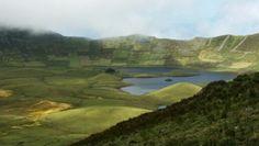 Caldeirão - Corvo Açores