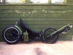 cool recumbent bike