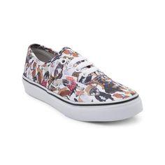 Youth/Tween Vans Authentic ASPCA Party Animals Skate Shoe