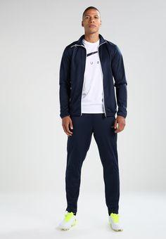 09ed2a85fdc Aclaramiento Barato Ropa deportiva hombre adidas Performance TIRO 15  Ch谩ndal bold blue white black chandal adidas hombre zalando