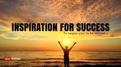 Jim Rohn - To inspire you, to be successful (Jim Rohn Personal Development)
