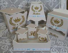 Lixeirinha + Abajur + Porta Fraldas + Kit Higiene. Orçamentos pelo e-mail jannainamelo@ig.com.br