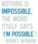 -Audrey Hepburn