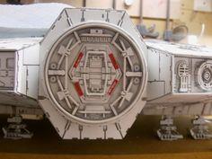 DeAgostini Part Work 'Build The Millennium Falcon' Work In Progress Log Page 21