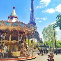 Whimsical Paris. Photo courtesy of shaheensz on Instagram.