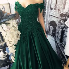 Green-Wedding-Gowns