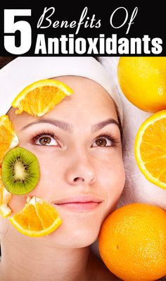 When it comes to beautiful skin and hair, antioxidants have a very important role to play.