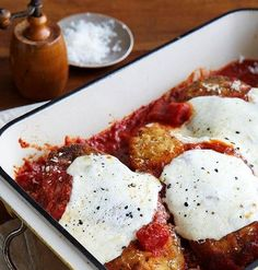 Make the chicken parm Paul Rudd has been ordering since he was little!
