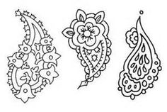Paisley Designs Coloring Book - Bing Images