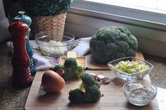 Sopa de brócolis!