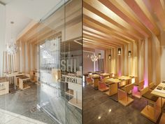 Sushi Pearl by PLAN Associated Architects, Faro   Portugal hotels and restaurants