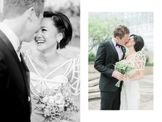 Toby & Andrea foreveryday - Two Souls into One Minimalist Wedding Reception, Wedding Attire, Wedding Dresses, Petite Body, Pull Off, Wedding Programs, Mother Of The Bride, Vows, One Shoulder Wedding Dress