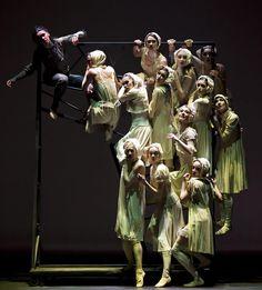 Eifman Ballet in Rodin.