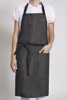 Pin for Later: Treat Yourself (Properly!) to 8 Foodie Must Haves This January Hedley & Bennett Abalone Apron