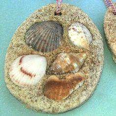 Make a Seashell Pendant