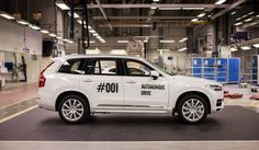 Volvo to target luxury buyers with self-driving car coming in 5 years